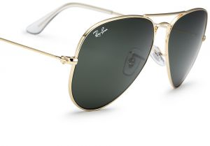 4ab5358ce24 Ray Ban Aviator Classic Gold Unisex Sunglasses - RB3025-L0205-58-14-135