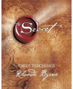 The Secret Daily Teachings by Rhonda Byrne - Hardcover