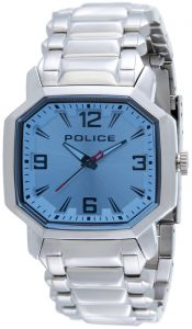 080778449 Police Meduse Women's Blue Dial Stainless Band Watch - P13402MS-04MB