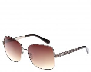 862aad307a Kenneth Cole Square Silver Unisex Sunglasses - K C2734-45F-60-60-15-135