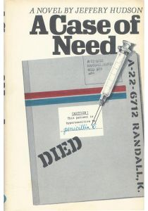 A Case of Need by Michael Crichton - Paperback