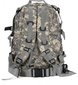 Camouflage Color 40L Molle 3D Tactical Outdoor Military Rucksack Backpack  Bag Camping Hiking AUC 70de6df4ec827