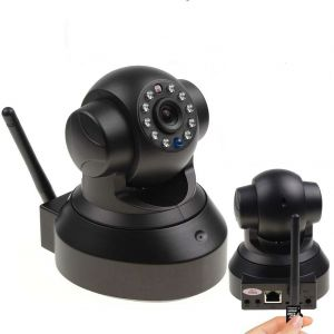 Wireless WIFI For Office Secure 1080P Security IP Camera Night Vision  Webcam 128GB SD CARD SUPPORT