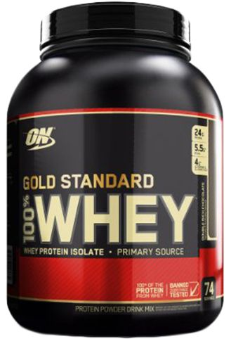 7c81ac00e Optimum Nutrition Gold Standard 100% Whey Double Rich Protein Powder ...