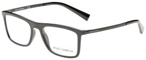 c0deabad696 Dolce   Gabbana Square Black Men s Optical Frames - Dg5023-501-52-52-18-145