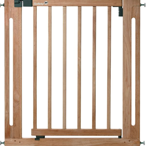 Safety 1st 24040100 Easy Close Wood Door Gates Natural Wood Souq Uae