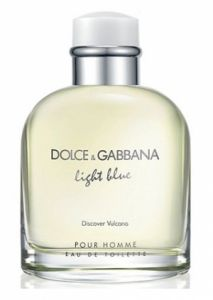 91512078d355 Light Blue Discover Vulcano by Dolce & Gabbana for Men - Eau de Toilette,  125ml