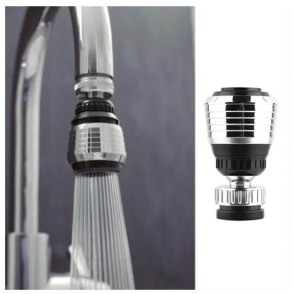 782f08b8a95 360 Rotate Swivel Faucet Nozzle Filter Adapter Water Saving Tap Aerator  Diffuser Kitchen accessories