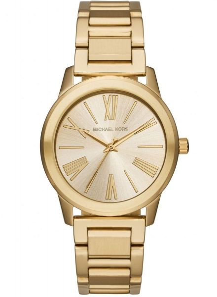 a7e2483a768 Michael Kors Hartman Watch for Women - Analog Stainless Steel Band - MK3490