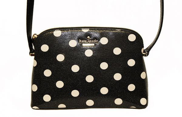 Buy kate spade hanna wellesley printed cross body polka dot handbag this item is currently out of stock junglespirit Choice Image