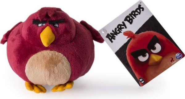 Angry Birds Movie Soft Plush Terence 5 Inches Souq Uae