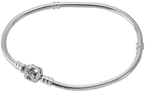 Pandora Women S 925 Sterling Silver Moments Charm Bracelet 590702hv 16