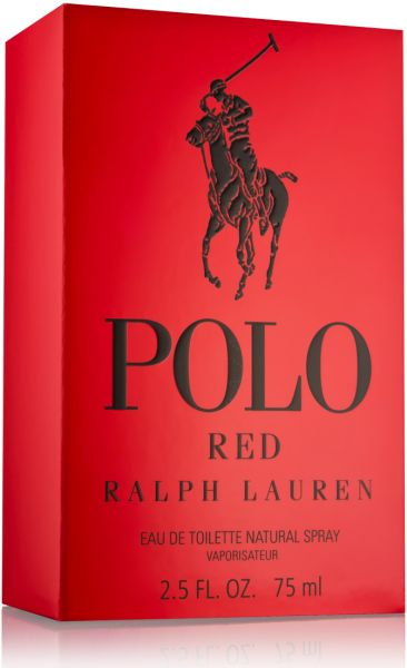 41b76f53eb15 Polo Red by Ralph Lauren for Men - Eau de Toilette