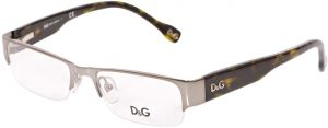 b36207f480e6 D g Rectangle Brown Unisex Eyewear Frame - D g-5074-090-50-17-135 ...