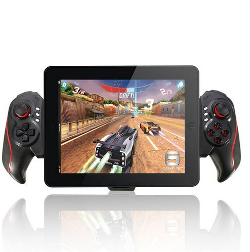 Bluetooth Wireless Telescopic Controller Game Console for IOS Android Phone  tablet