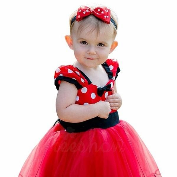 1cac3796a21b minnie mouse red dress for girls