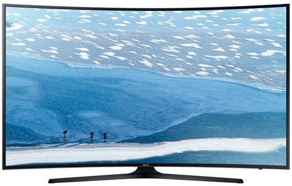 63c1b6985 Samsung 65 Inch 4K Curved Ultra HD LED Smart TV - 65KU7350