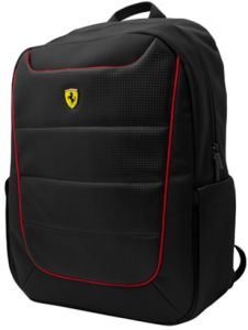 2ee288e2bea5 Ferrari 15 Inch New Scuderia Laptop Bag - Black