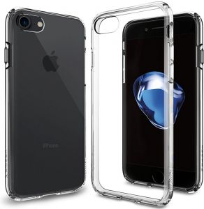 low priced d8579 49023 Apple iphone 7 TPU Case Cover - Clear