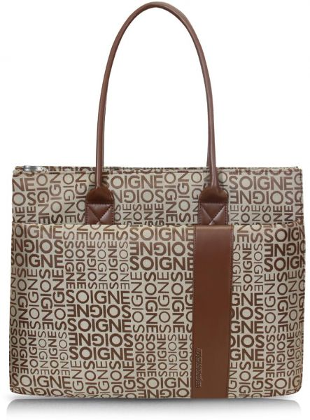 Women S Handbag Tote Bag For Laptops Up To 15 Inch With Multiple 224ff46a761b5