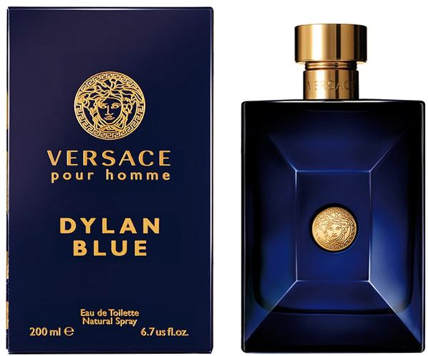 90d4609feb Pour Homme Dylan Blue by Versace for Men - Eau de Toilette