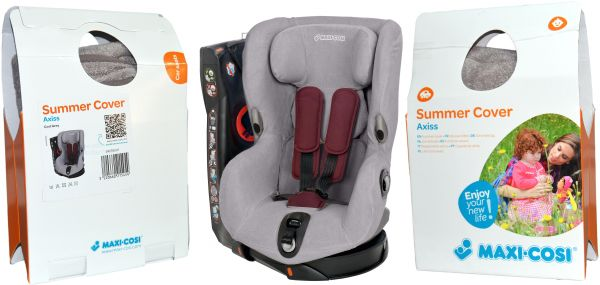 Maxi Cosi 24278097 Axiss Car Seat Summer Cover Cool Gray