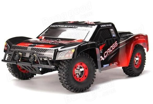 WLtoys 12423 1 12 24G 4WD Short Course RC Car