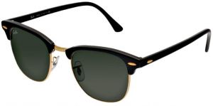 aefec59d6d Ray-Ban Clubmaster Unisex Sunglasses - RB3016 W0365 51-21-145