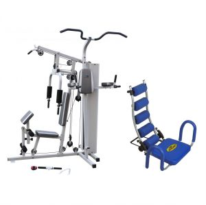 73fcb38b45827 Skyland GM-1823 Two Station Home GYM   Ab Rocket