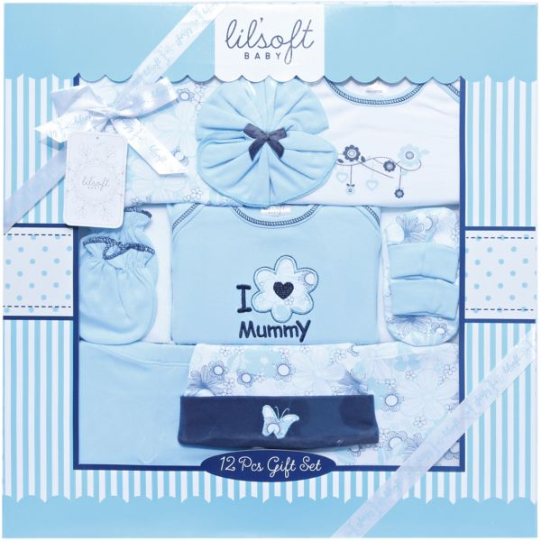 Baby Gift Kuwait : Lilsoft baby gift set pieces price review and buy in