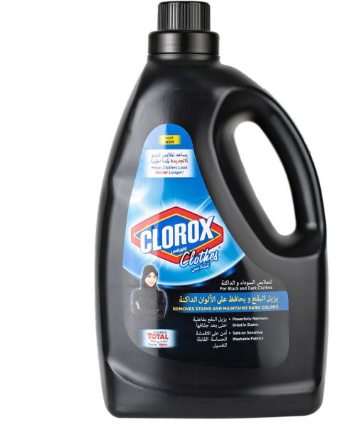 Clorox Clothes Black Dark 3 L