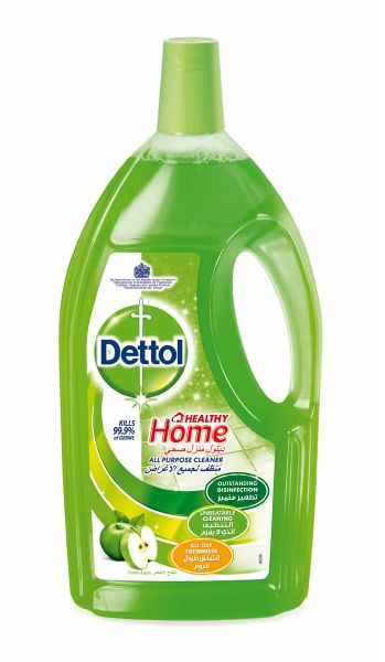 Dettol Healthy Home All Purpose 4 In 1 Green Apple