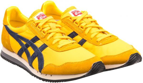 half off 6c738 5a0d9 Onitsuka Tiger Yellow Running Shoe For Unisex