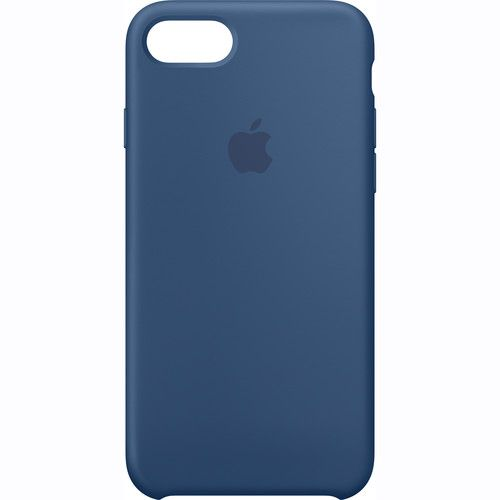 competitive price 35a38 25e52 Apple iPhone 7 Silicone Case - Ocean Blue, MMWW2ZM/A