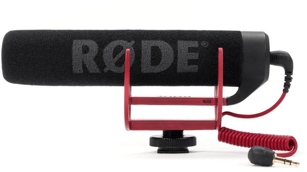 Rode Video Mic GO On-Camera Shotgun