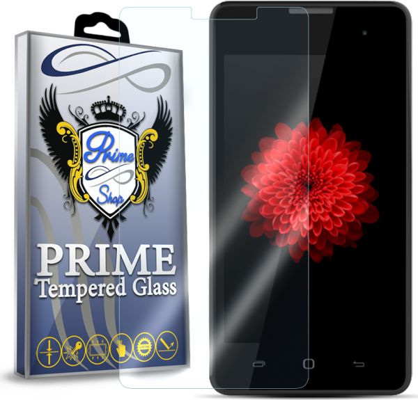 Prime HD Glass Screen Protector for Tecno Y2 - Clear