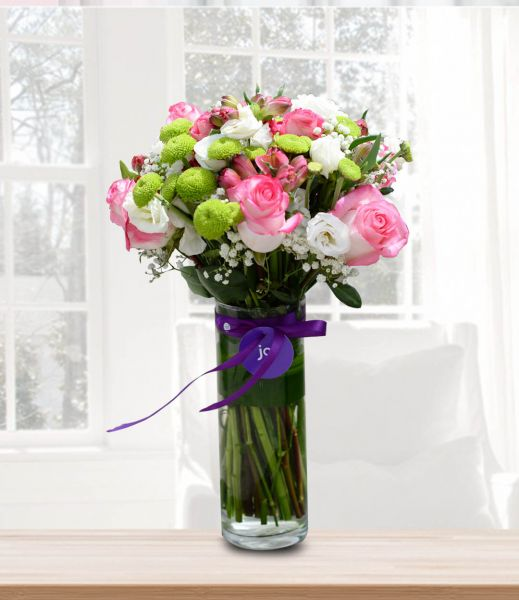 Souq | joiFlowers One for a Big Day Mixed Flower Bouquet | UAE