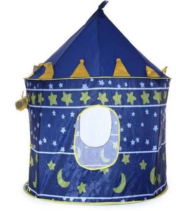 Portable Foldable Play Tent Prince Folding Tent Kids Children Boy Castle Cubby Play House Kids Gifts Outdoor Toy Tents  sc 1 st  Souq.com & Portable Foldable Play Tent Prince Folding Tent Kids Children Boy ...