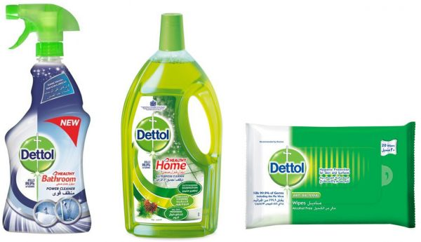 f23256124996 Dettol 4-in-1 Pine All Purpose Cleaner