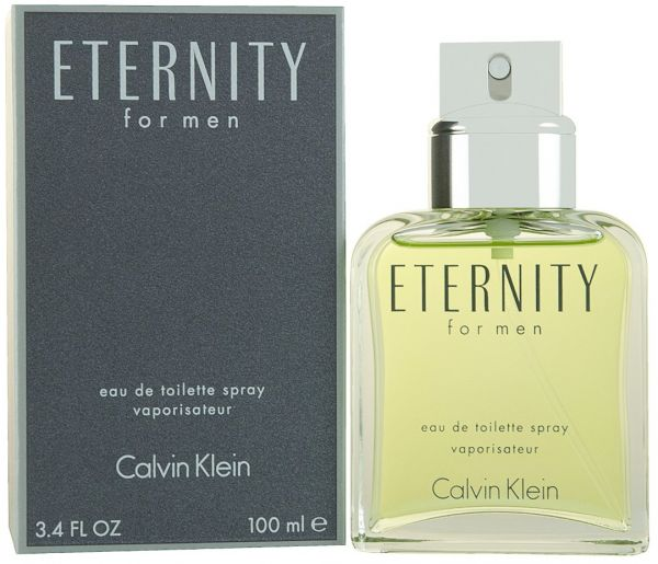 Eternity By Calvin Klein For Men Eau De Toilette 100ml