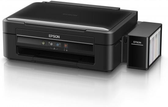 pilote scanner epson l382