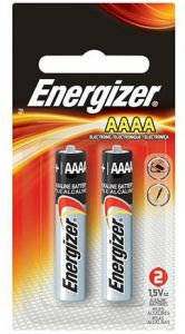Energizer E96 Aaaa Twin Pack Battery For Surface Pro 3 4 Pen