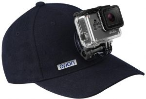 e6617ed0987f6 For Gopro Hero 5 - Orion Handsfree Camera Hat P-Cap Head Mount Video Shoot  For Gopro Hero 5 - Black