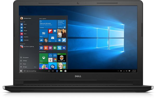 DELL Inspiron 15.6″ Intel Celeron Notebook (3552)  – 4GB 500GB