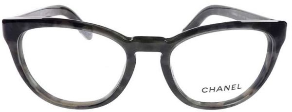 Chanel Mod 3237 Col 1391 Size 49 Women Optical Frames Made in Italy ...