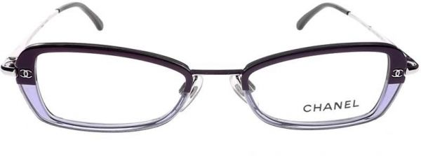 Chanel Mod 2158 Col 427 Size 48 Women Optical Frames Made in Italy ...
