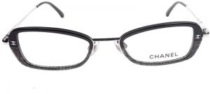 59d8264cf16 Chanel Mod 2158 Col 428 Size 48 Women Optical Frames Made in Italy