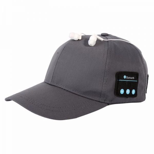 2e8eaf40c43 Sport Bluetooth Hat Baseball Cap Wireless Music Hat Smart Music ...
