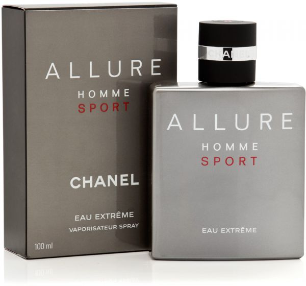 Allure Homme Sport Eau Extreme by Chanel for Men - Eau de Parfum, 100 ml    KSA   Souq 3bea1e73be0