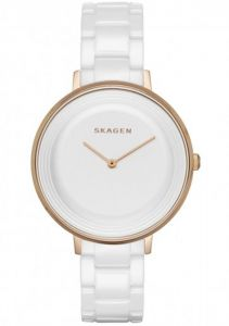 Buy Skagen Ladies Ditte Ceramic Band Watch Skw2316